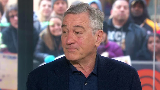 Robert De Niro on anti-vaccine film controversy: 'Let's find out the truth'