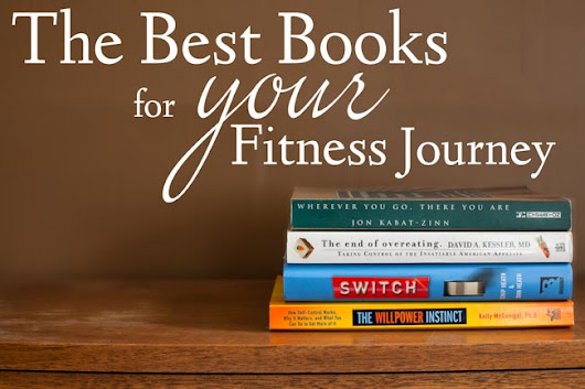 The 5 Best Books for Your Fitness Journey - Thrive Personal Fitness