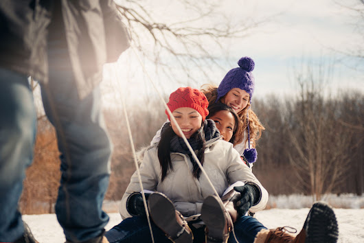 50 Fun Winter Activities for Teens