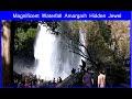 Magnificent Waterfall Near Bhopal Amargarh Hidden Jewel