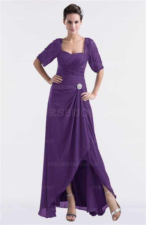 ColsBM Emilia Dark Purple Bridesmaid Dresses