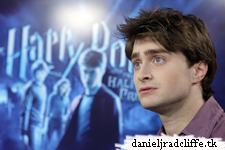 Daniel Radcliffe on the Today Show
