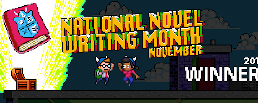 A Winner is Me! - Thoughts on NaNoWriMo 2013
