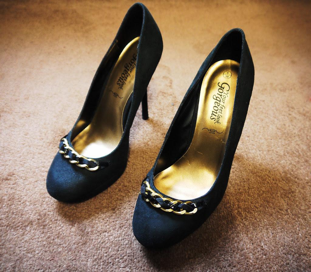 February Shoe Haul