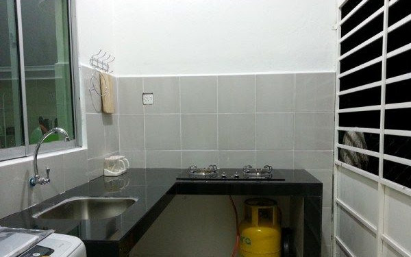 Dekorasi Desain Dapur Kecil Sederhana Tanpa Kitchen Set Terbaru