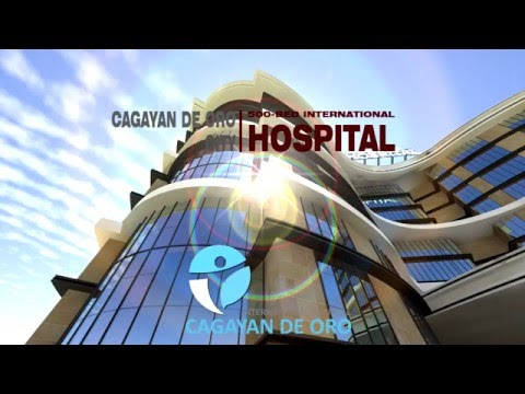 International Hospital To Rise In Lumbia, Cagayan de Oro City
