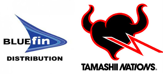 Tamashii Nations and Bluefin Expand the Market for High Quality Japanese Collectibles Across North America
