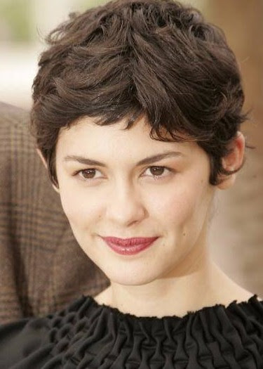 Audrey-Tautou-curly-pixie-cut