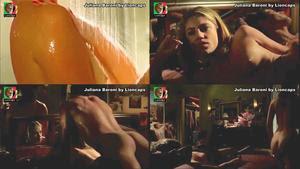Juliana Baroni nua no filme Polaroides Urbanas
