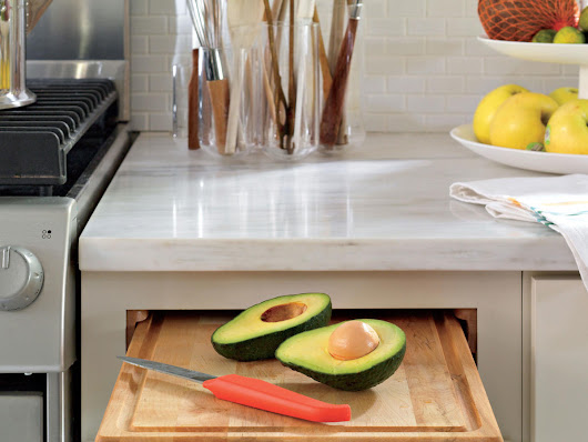 The Real Reason Old Kitchens Have Pull-Out Cutting Boards Will Surprise You