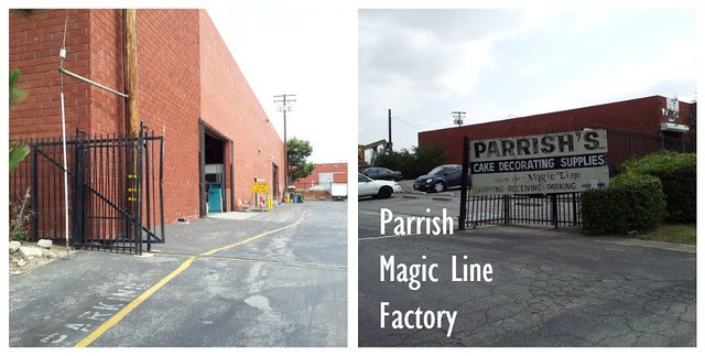 Parrish Magic Line Baking Pan Factory Retail Store, Gardena (Los Angeles)