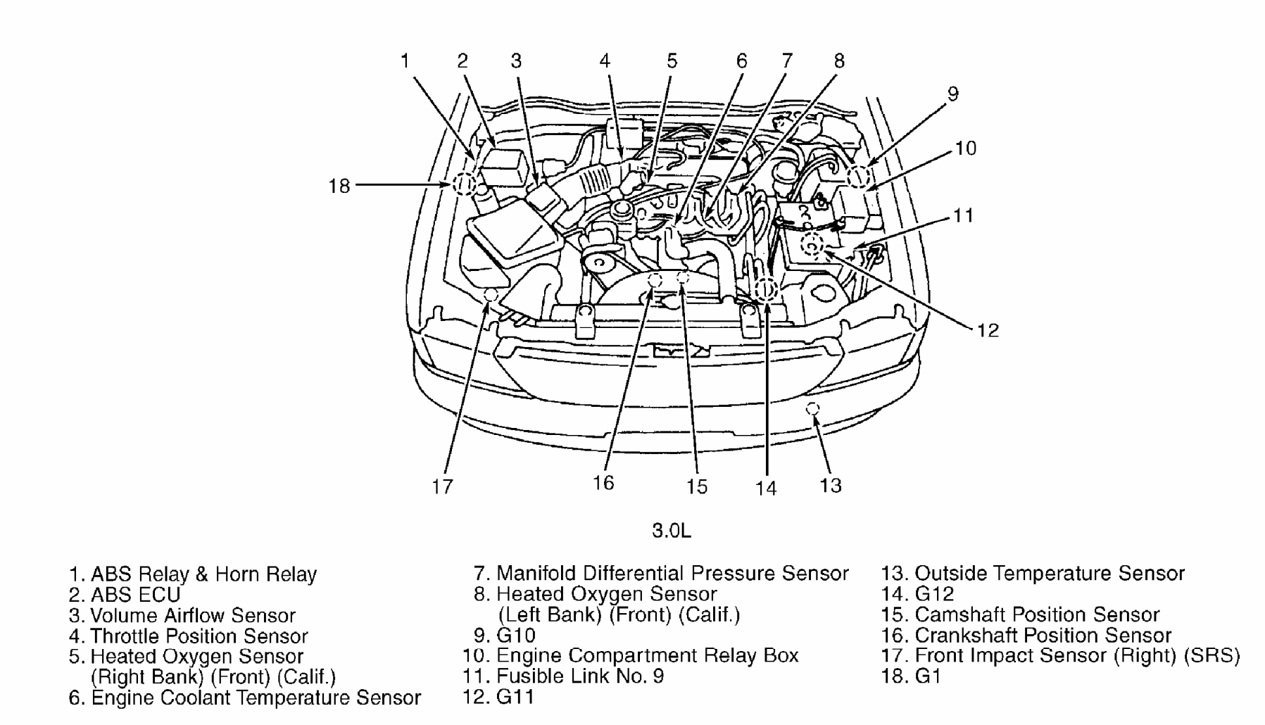 5 4l Engine Diagram