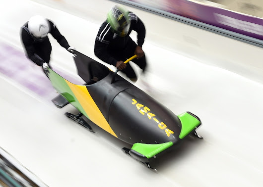 Jamaican bobsledders can feel the Olympic love