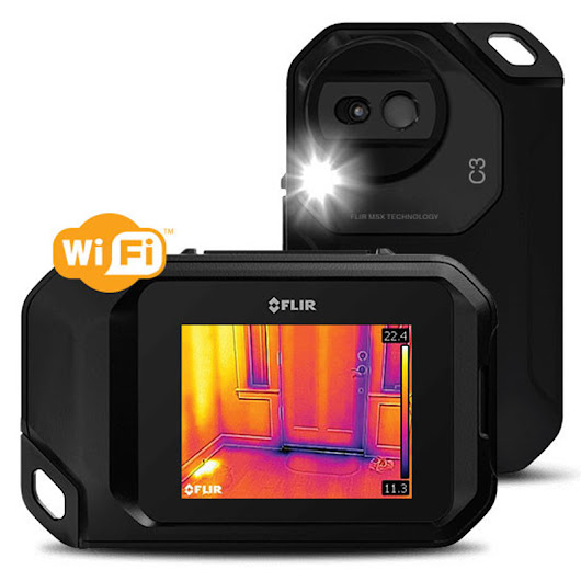 Flir C3 Infrared Camera Review