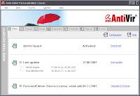Avira AntiVir PersonalEdition Classic