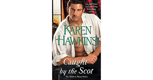 Barbara Rogers's review of Caught by the Scot