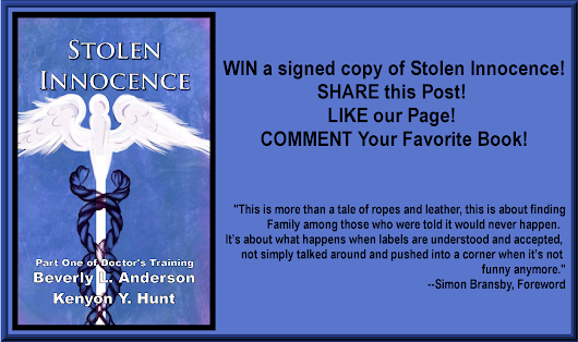 Stolen Innocence | Win A Signed Copy