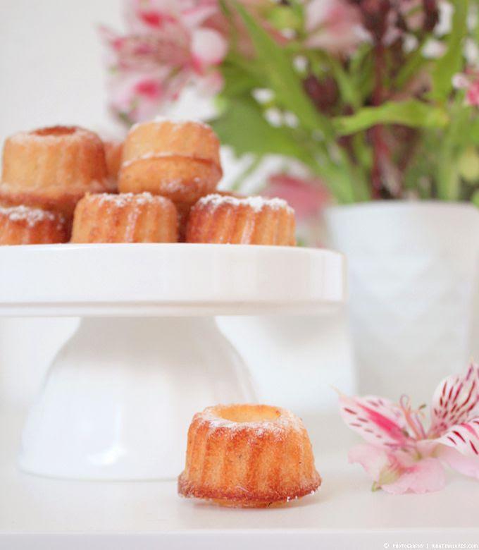 Gugls, Minicake