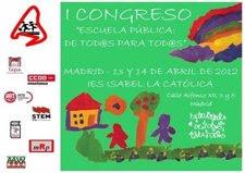Congreso Escuela Pública