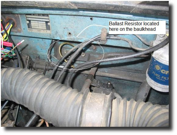 Land Rover Series 3 Fuse Box Location