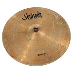 Soultone Cymbals VOSP-CRS26 26 in. Vintage Old School Patina Crash
