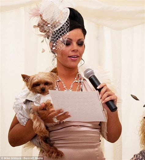 £20,000 Dog Wedding : The most expensive pet wedding ever