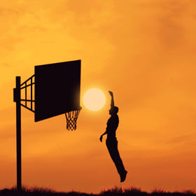 BasketBall Game by Adrian Limani on 500px.com
