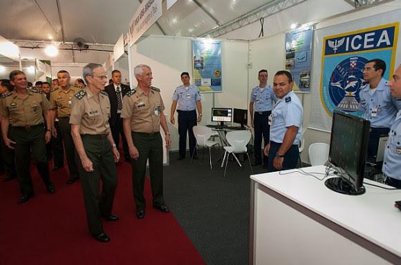 Workshop de Simulação e Tecnologia Militar
