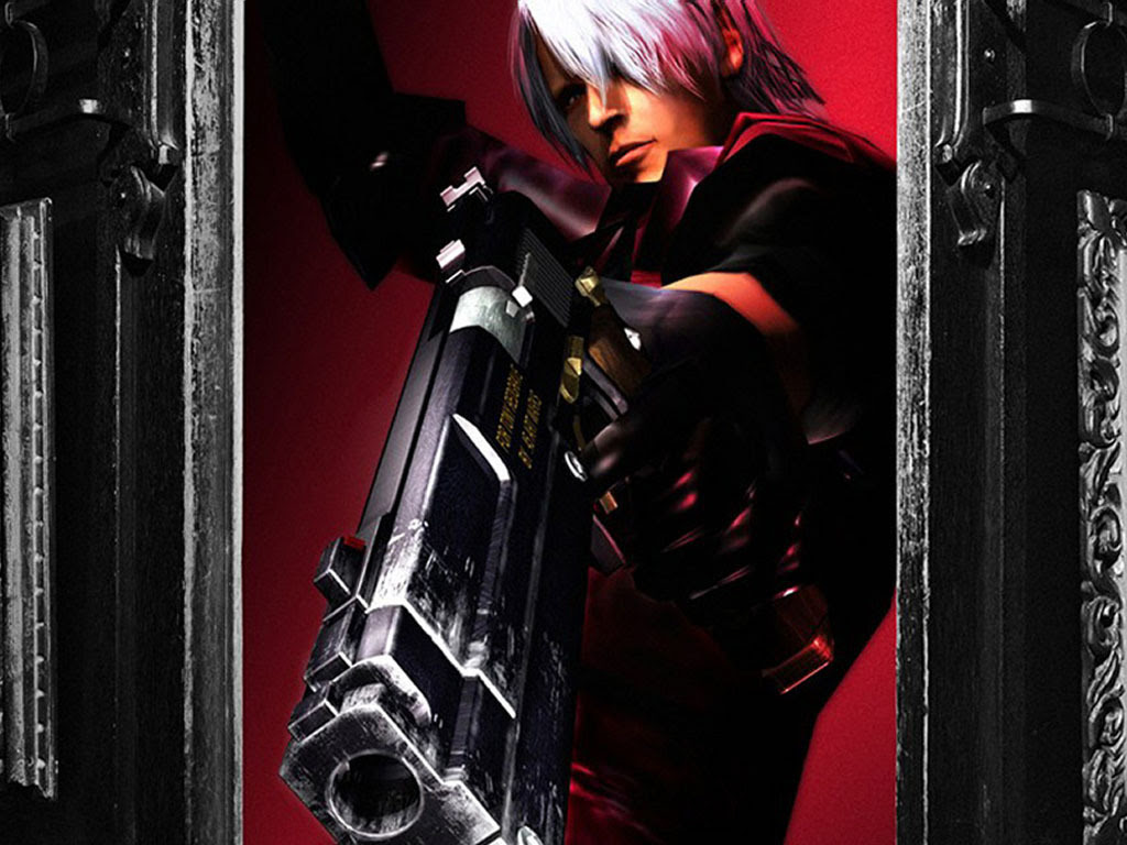 Dante Devil May Cry Wallpaper 20248415 Fanpop Page 10