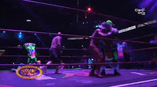[CMLL Spoilers]As is tradition for Day of the Dead shows, the losers are taken to hell!