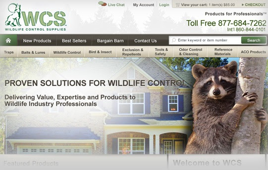Wildlife Control Supplies
