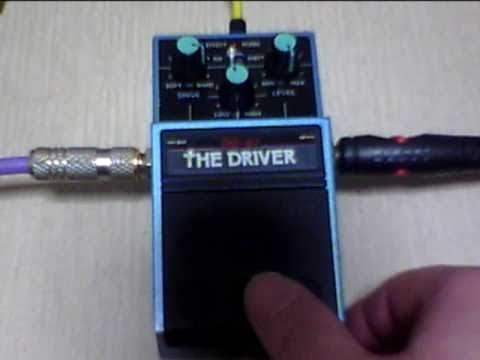 Guitar Fx Layouts Maxon Od 01 The Driver