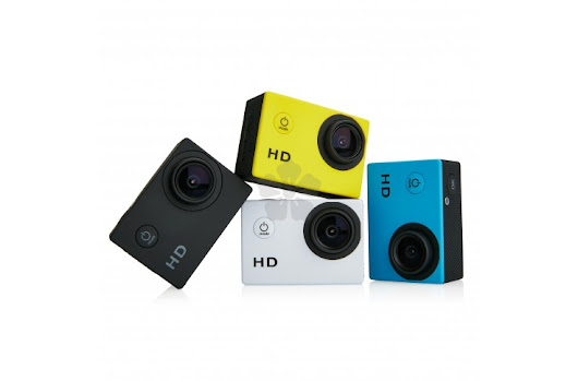 Record and Go Camera @ MoJo Promotions