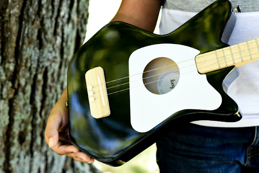Loog Pro Acoustic Guitar Review
