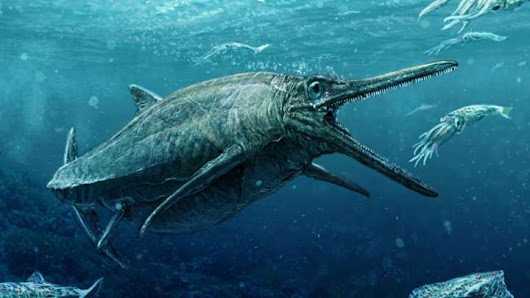 This Real-Life Loch Monster Lived In Jurassic Scotland
