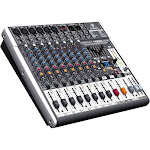 Behringer Xenyx X1222USB 16-Input Mixer with USB and Effects
