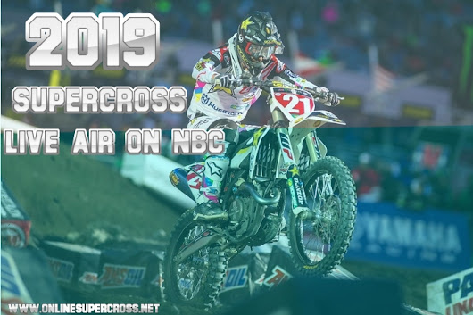 Supercross On Nbc Channel In 2019