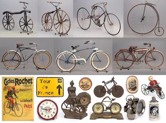27th Annual Bicycle Auction, 2018-04-21 – COPAKE AUCTION INC.
