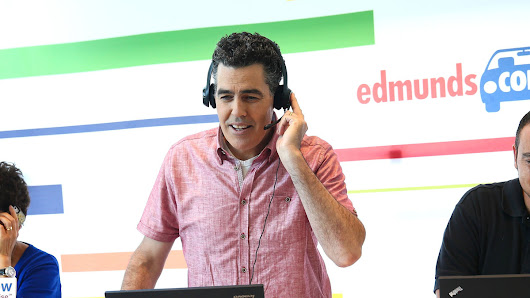 Patent troll drops suit against Adam Carolla after discovering podcasts don't make any money