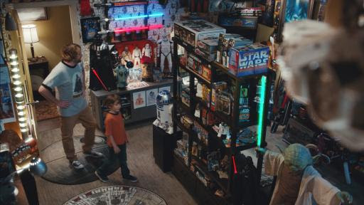 ICONIC STAR WARS KRAFT MACARONI & CHEESE JOINS WORLD'S LARGEST MEMORABILIA COLLECTION