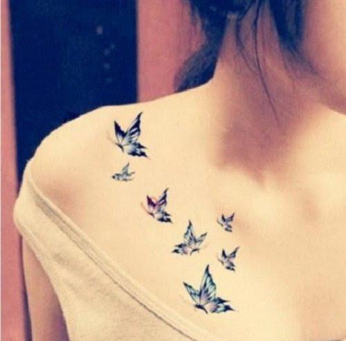 Tatuajes Para Mujeres Que No Pasan De Moda Fotos La Bombacha