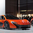 McLaren releases astonishing P1 performance figures