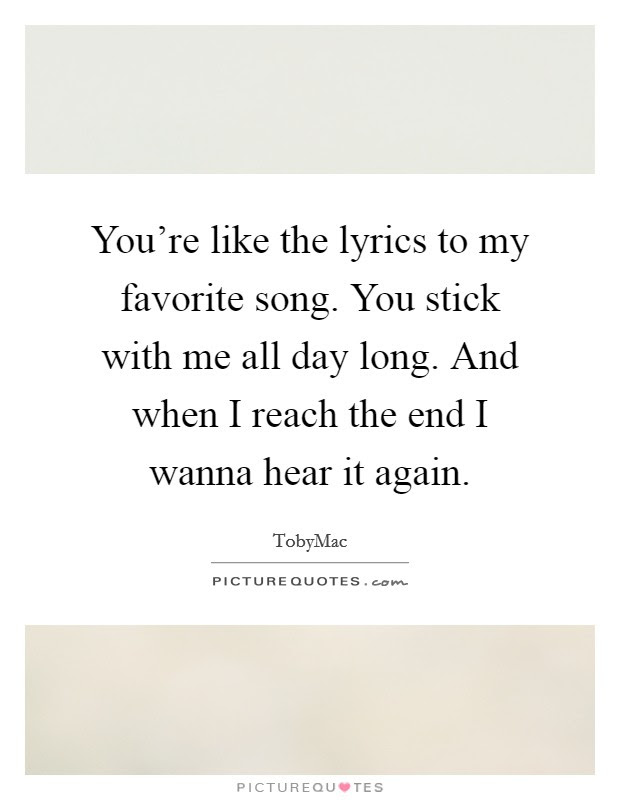 Tobymac Quotes Sayings 15 Quotations