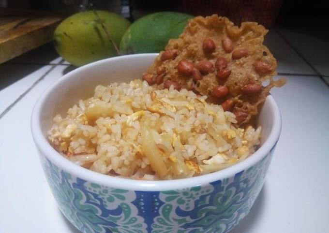 Resep Green Mango Fried Rice Cita Rasa Tinggi