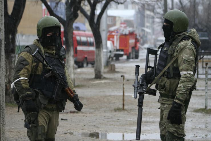 Hình ảnh Tài liệu mật tiết lộ IS tràn sang Thái Lan để tấn công các lợi ích của Nga số 1