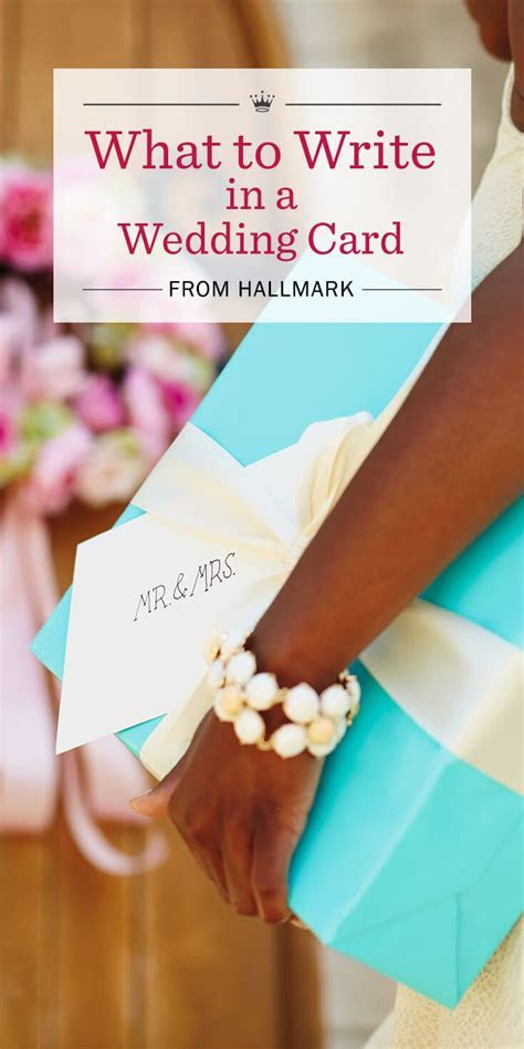 Wedding wishes: what to write in a wedding card   Card