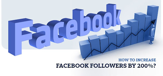 How To Increase Facebook Followers By 200%?