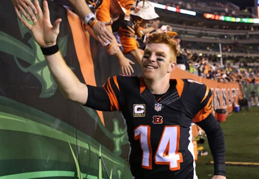 Bengals Control Their Destiny for Playoff Bye