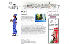 "Site ""My Little Paris"""