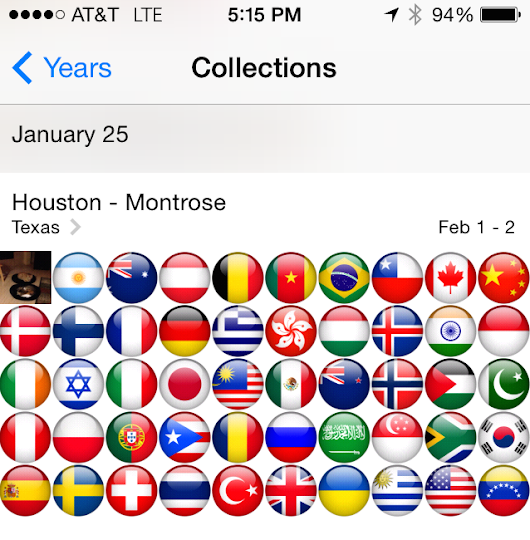 The mystery of the Photostream flag icons